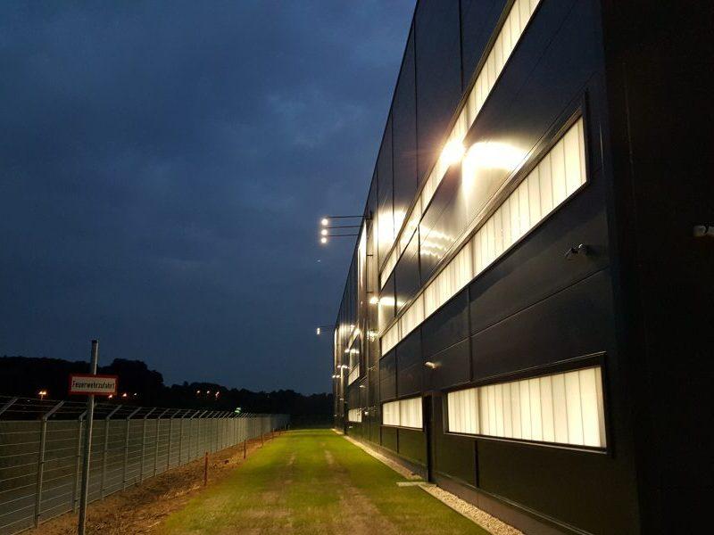 Wera-Werk Wuppertal, Yale Allee